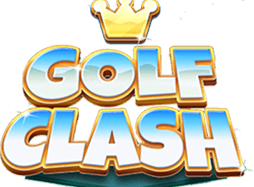 Golf clash logo game