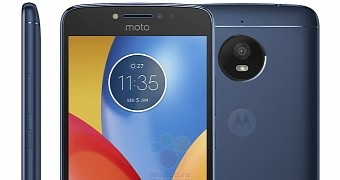 Moto e4 and moto e4 plus color options revealed in new renders
