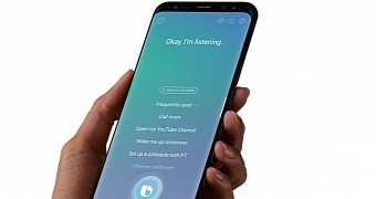 Samsung s bixby intelligent interface finally rolls out to galaxy s8 s8 plus owners