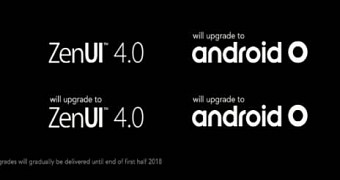 All zenfone 3 and zenfone 4 owers will be upgraded to android 8 0 says asus