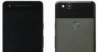 Google pixel 2 leaked no headphone jack and dual cameras mind blowing sound