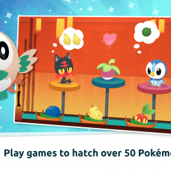 Play other pokemon