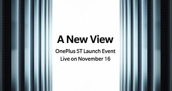 Oneplus 5t android phone to be unveiled on november 16 sales start november 21