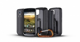 Land rover explore rugged android smartphone coming this spring for adventurers