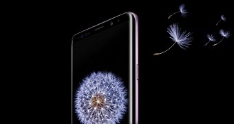 Samsung galaxy s9 goes official with dual aperture camera uninterrupted display
