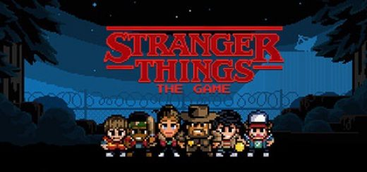Stranger Things Game Official Logo
