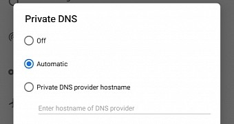 Google is enabling dns over tls in android p for better protection and privacy