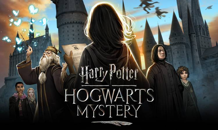 Harry Potter Hogwarts Game