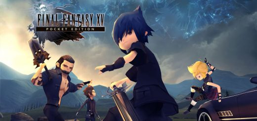 Final Fantasy XV Pocket Edition For Android