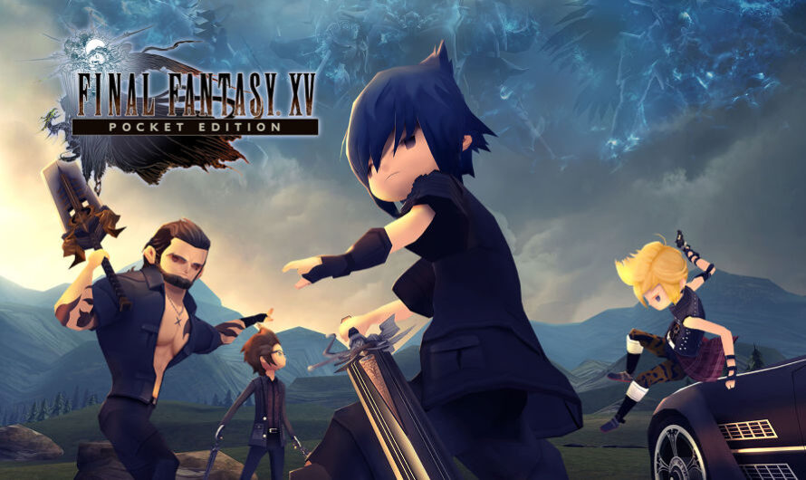 Download Final Fantasy XV For Android