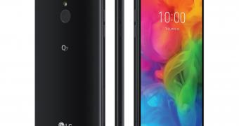 Lg unveils the 2018 lg q7 smartphone series with ai new cameras android 8 0 521221