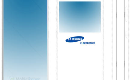 Samsung fights bezels with a secondary display on the back and without a notch 521660 2