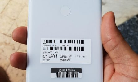 Leaked google pixel 3 xl in clearly white is clearly cheap 522149 4