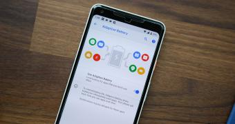 Power Saving Remotely Activated by Google on Android 9 Pie