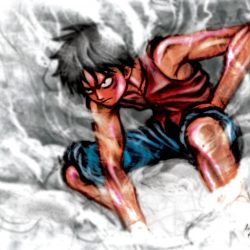 2nd-Gear-Luffy-Cool