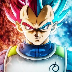 Dragonball-Super-Vegeta