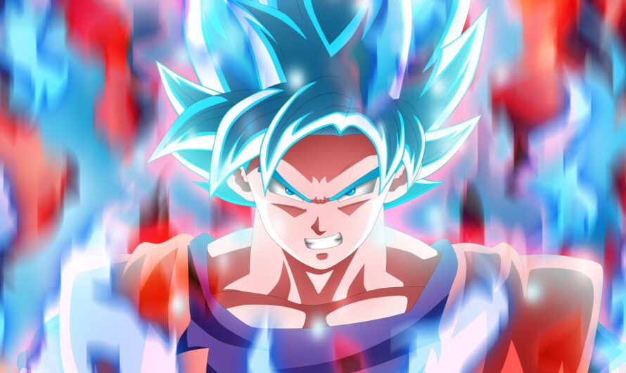 Download Goku Wallpaper