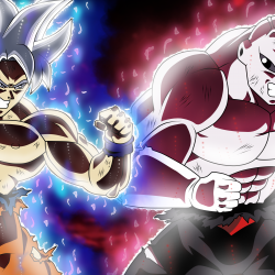 Jiren power vs goku