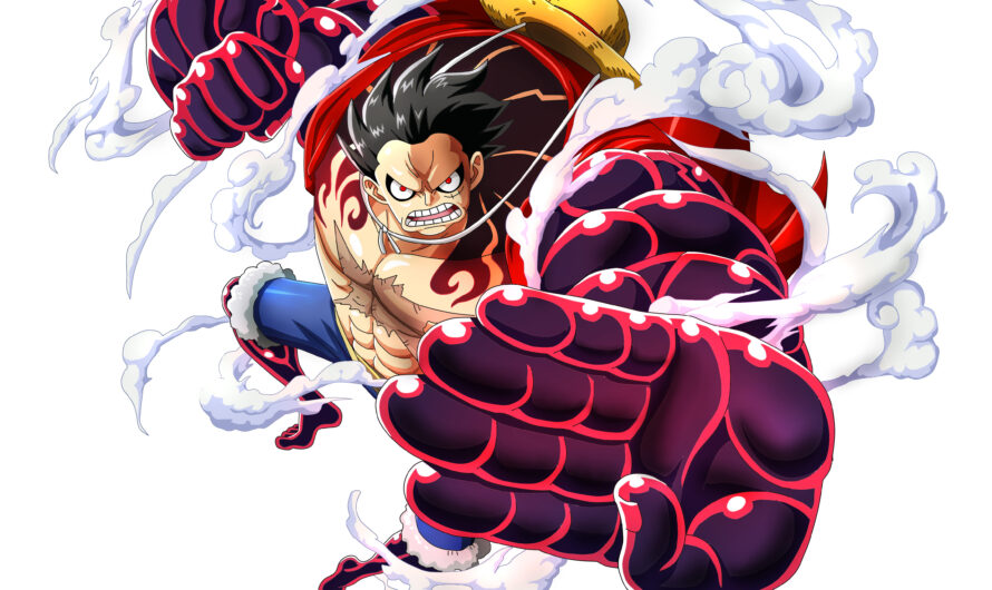 Download Luffy Wallpaper