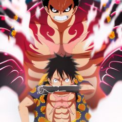 Luffy-gear-4th-strong