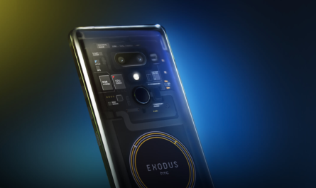 Htc exodus 1 available for pre order has cryptocurrency storage secure enclave 523390 2