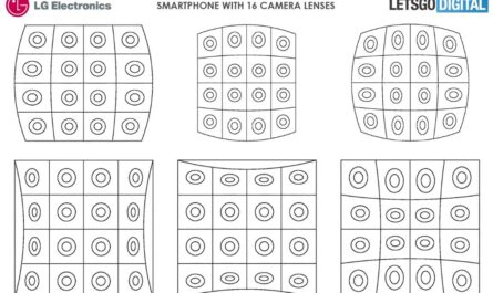 Lg exploring a phone with 16 sixteen cameras on the back 523967 2