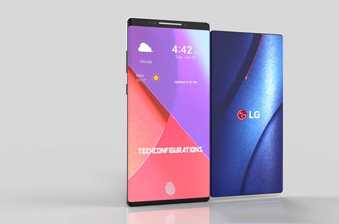LG Patents Tablet-Like Foldable Phone that Can Snap 3D Photos