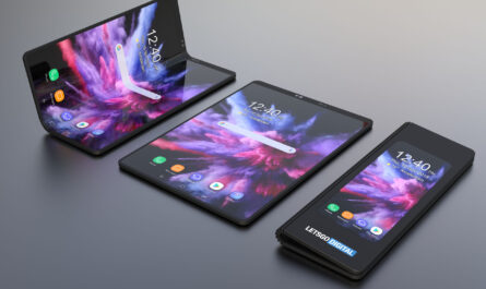 Realistically looking renders show off samsung s foldable smartphone 523787 2