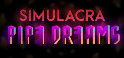 SIMULACRA: Pipe Dreams Official Logo
