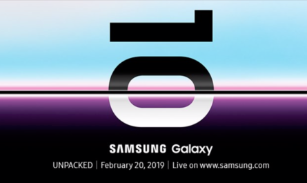 Samsung to unveil the galaxy s10 at galaxy unpacked 2019 event on february 20 524504 2
