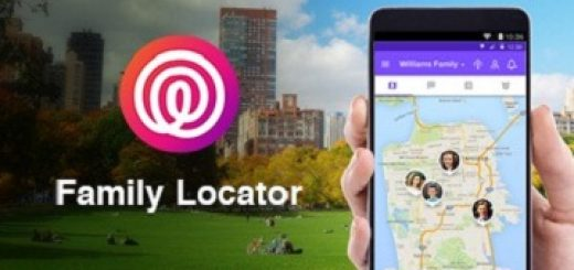 Family Locator GPS tracker official Logo