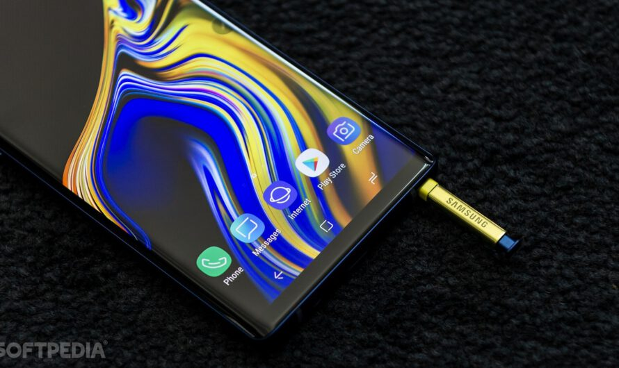 First Samsung Galaxy Note 10 Details Leaked