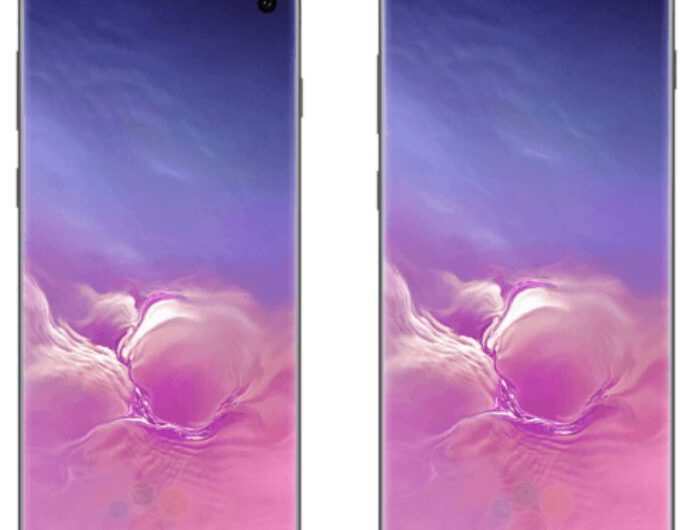 Official Samsung Galaxy S10 Press Photos Leaked