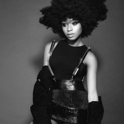 Normani afro wallpaper