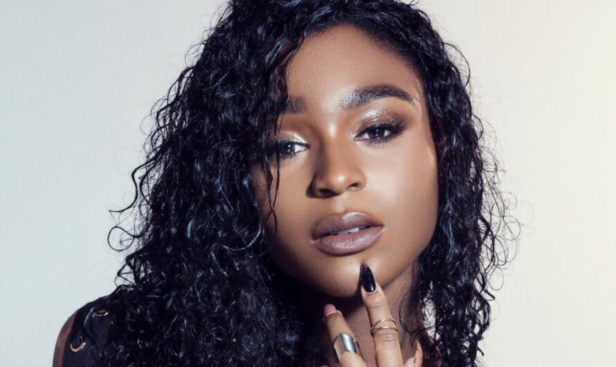 Download Normani Wallpaper
