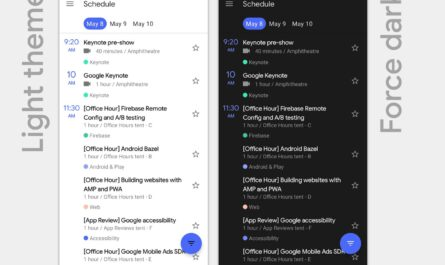 Android q beta 3 arrives with new system wide dark theme live caption and more 525937 3