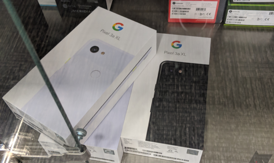 Best Buy Puts Pixel 3a XL on Sale Before It's Even Announced