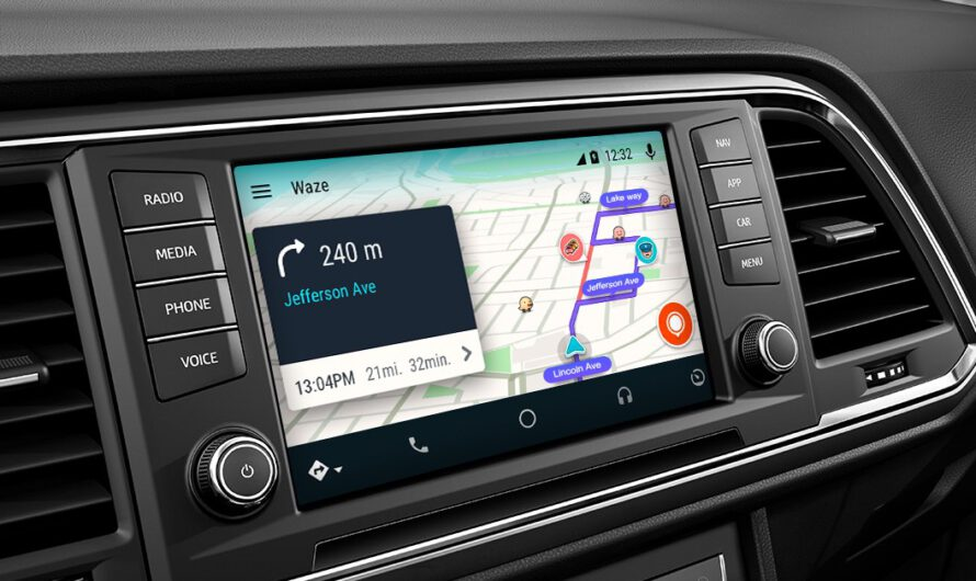 Google Breaks Down Navigation on Android Auto Once Again