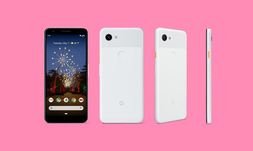 Google Pixel 3a and Pixel 3a XL to Cost About $400