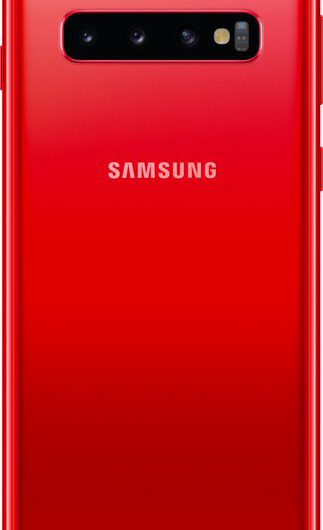 """Samsung to Launch Galaxy S10 """"Cardinal Red"""" Version"""