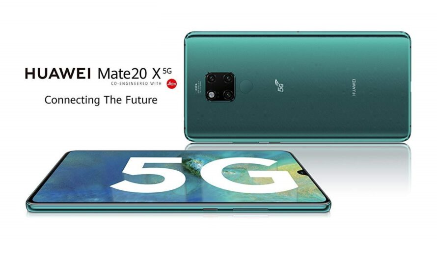 Huawei Ready to Launch the First 5G Phone Despite US Trouble