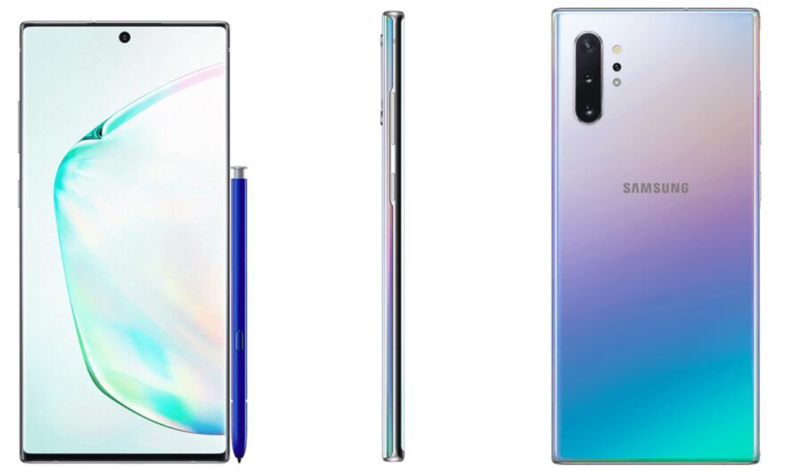 Samsung Galaxy Note 10 5G Storage Options Leaked