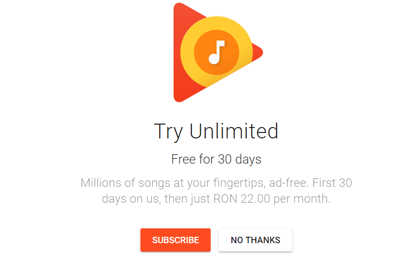 Google Is Slowly Killing Play Music Service, Removes Gift Subscription