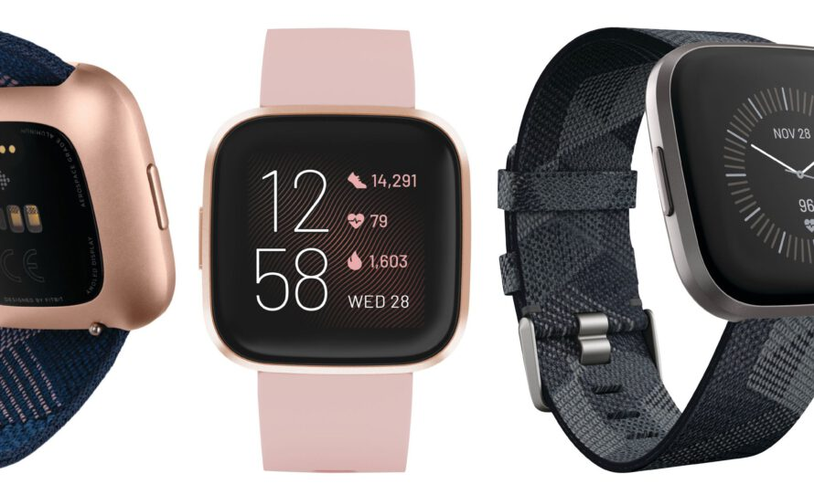 New Fitbit Versa with Amazon Integration Leaked Online