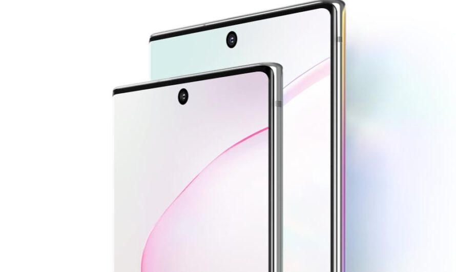Samsung Begins Testing Android 10 for Galaxy Note 10