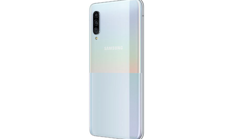 Samsung Officially Launches Galaxy A90 5G