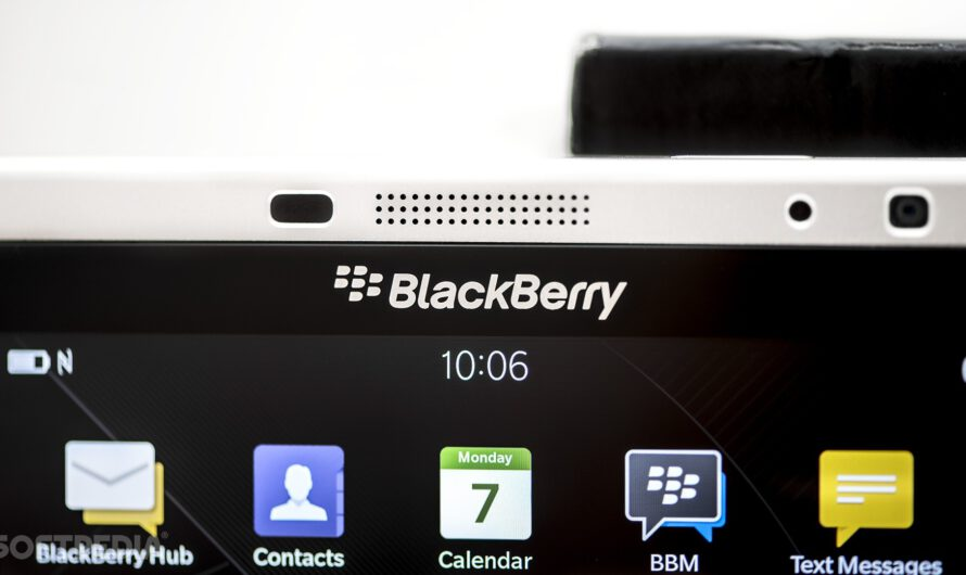 No 5G BlackBerry Planned as TCL Says 5G Is More Appropriate for Refrigerators