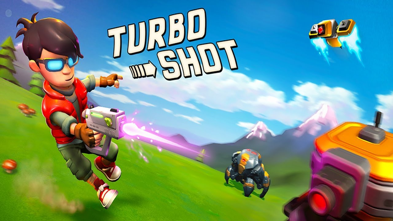 Turbo Shot Official Logo