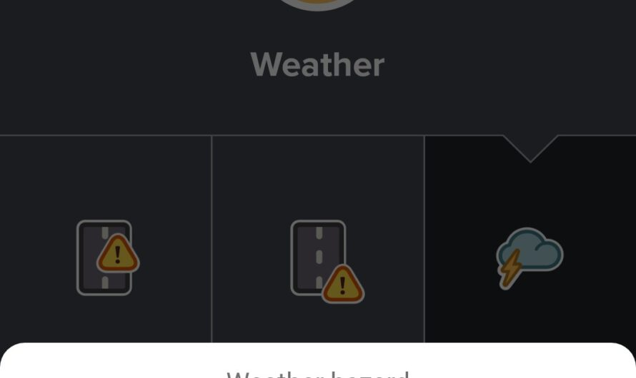 Waze for iPhone and Android Updated with Winter Weather Reports