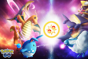 , Pokemon GO turns online PvP battles into ranked league